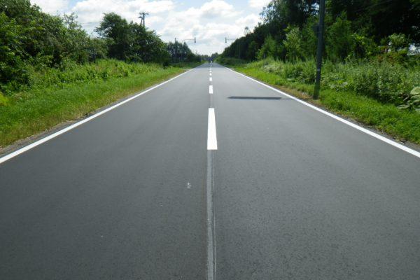 一般国道236号  更別村  上更別舗装補修外一連工事