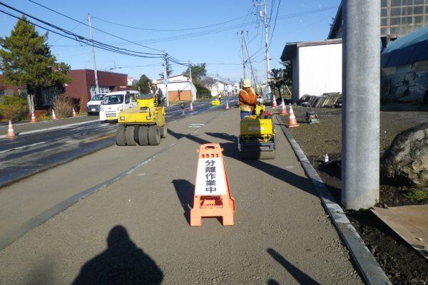 池田停車場高島線防B686交安工事