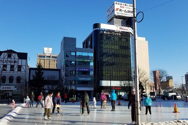 第2回 TOKACHI  ICE  PARK プロジェクト