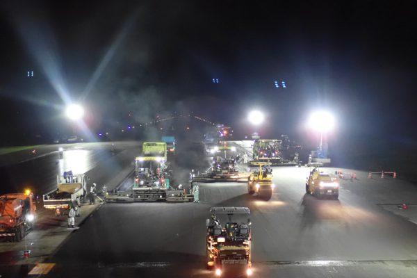 平成30年度 帯広空港滑走路改良工事(ゼロ国)