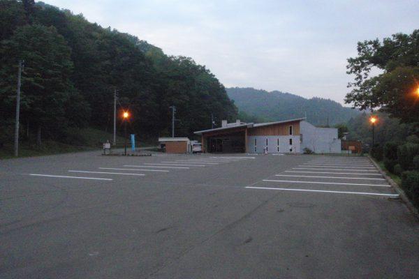 浦幌町で区画線補修ボランティアを実施しました。