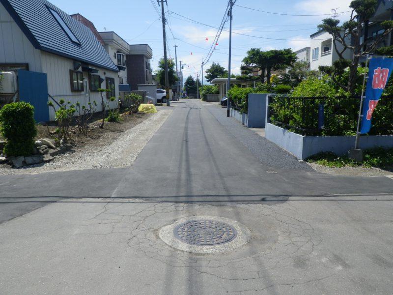 完成~緑ヶ丘・14号線~